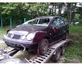 Volkswagen Polo IV 1,4 16v, 2003m.