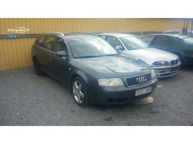 Audi A6 C5 3,0 quatro, 2002m.