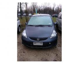 Honda Jazz II I dsi, 2007m.