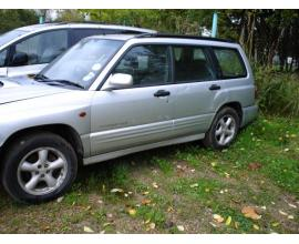Subaru Forester Turbo automatic, 2001m