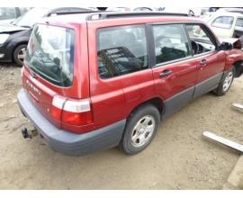 Subaru Forester 2.0 , 2001m
