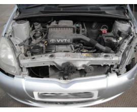 Toyota Yaris I, 2000m