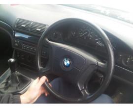 BMW 525, 2.5 l., 1999