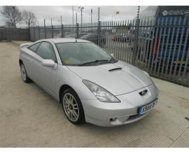 Toyota Celica, 1.8 l., 2001