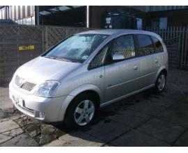 Opel Meriva 1.6, auto, 2004m