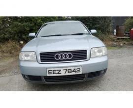 Audi A6 C5 Multitronic, 2002m