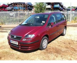 Fiat Ulysse 2.0 16v hdi, 2004m