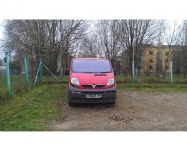 Opel Vivaro, 2003m