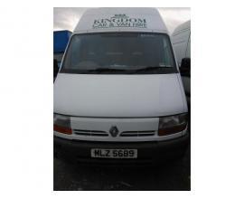 Renault Master, 2001m.