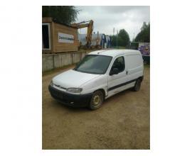 Peugeot Partner I, 2001m.