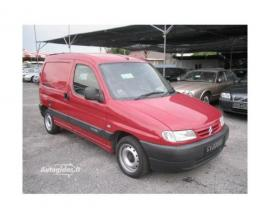Citroen Berlingo I 1,9 d, 2001m.