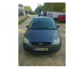 Ford C-max 1.6tdci, 2004m
