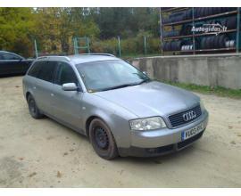 Audi A6 C5 Multitronic, 2003m