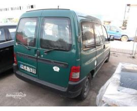 Citroen Berlingo I, 2007m.